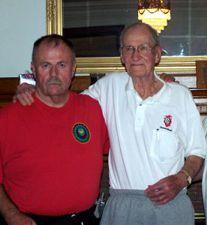 Soke Hancock & Master Grose 2004